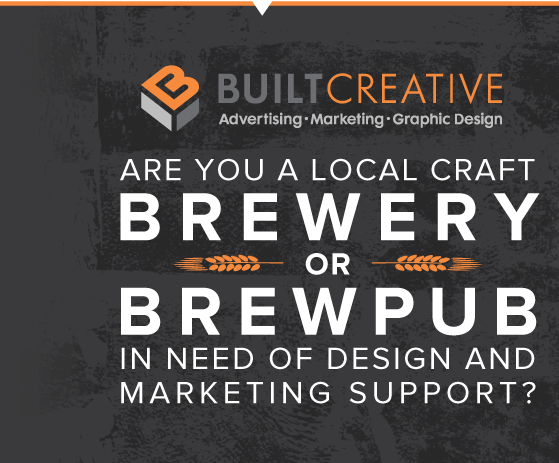 Are you a local Craft Brewery or Brewpub in need of Design and Marketing Support?